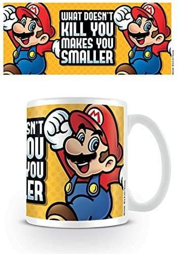 Super Mario (Makes You Smaller) Mug