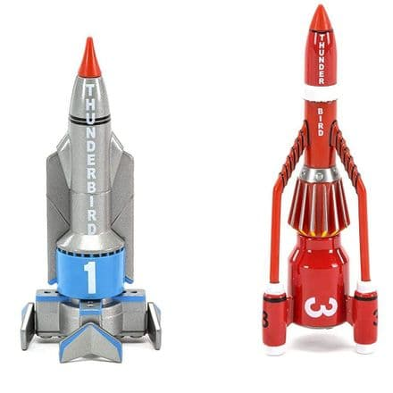 Thunderbirds TB1 and TB3 Die Cast Model Corgi CC00901