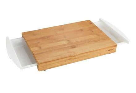 Wenko Bina Bamboo Cutting Board 40.5 x 25 x 4 cm
