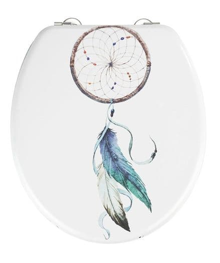 Wenko Dreamcatcher Novelty Toilet Seat