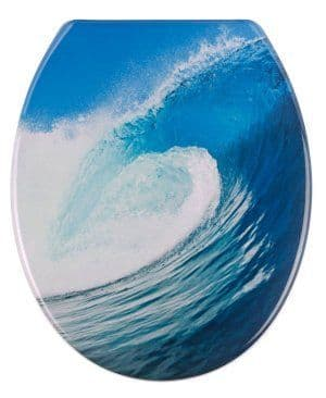 Wenko Hawaii Novelty Toilet Seat