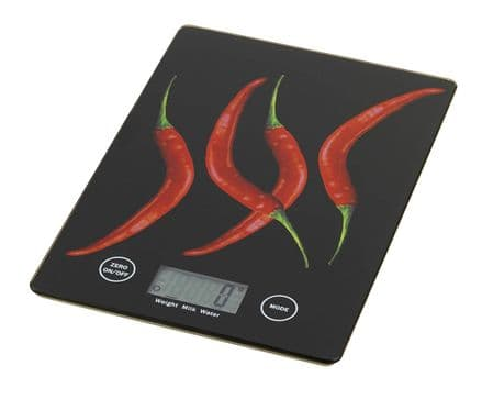 Wenko Kitchen Scales Peppers