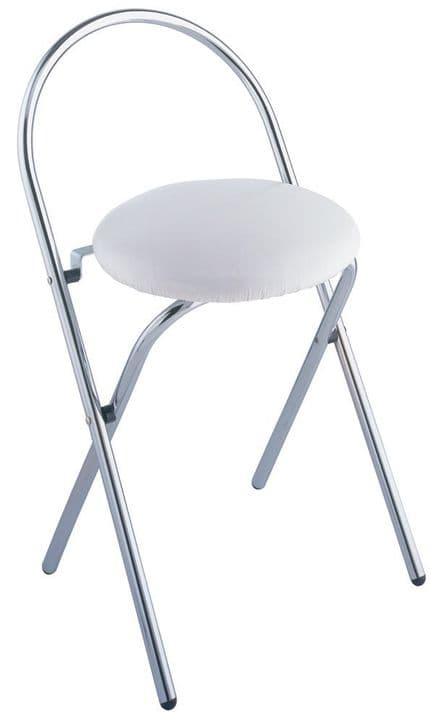 Wenko Salerno Folding Bath Chair