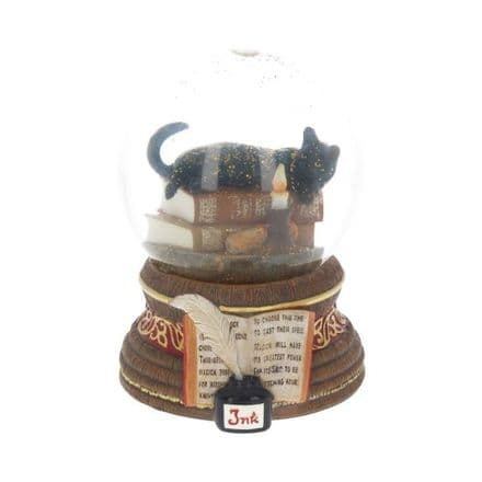 Witching Hour Snowglobe (Lisa Parker) 11cm