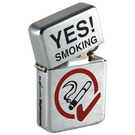 Yes Smoking Lighter