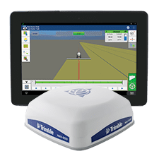 Trimble GFX 750 Display with NAV 900 GNSS Receiver