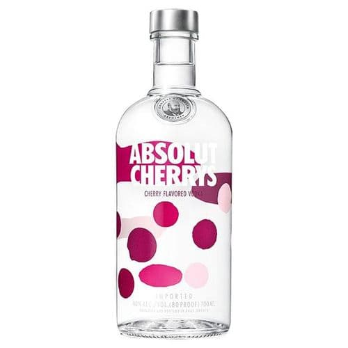 Absolut Cherrys Flavoured Vodka 70cl