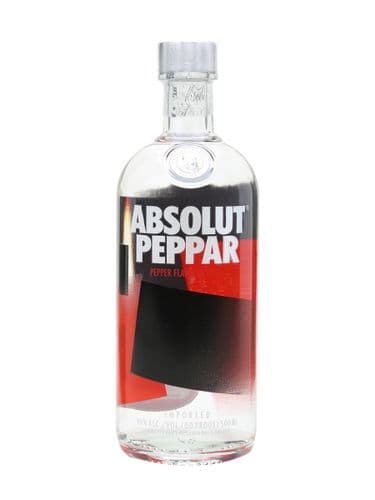 Absolut Pepper Vodka 50cl
