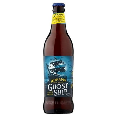 Adnams Southwold Ghost Ship Citrus Pale Ale 500ml