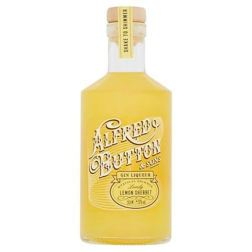 Alfred Button & Sons Gin Lovely Lemon Sherbet 50cl