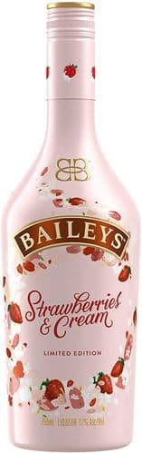 Baileys Strawberries and Cream Liqueur 70cl