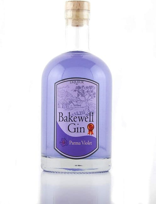 Bakewell Gin Parma Violet 70cl