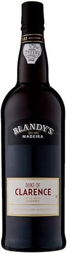 Blandy's Duke of Clarence Madeira 75cl