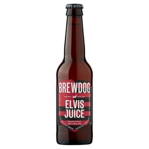 BrewDog Elvis Juice Grapefruit infused IPA 330ml