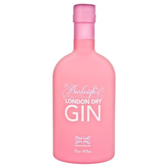 Burleighs Pink Edition Gin 70cl