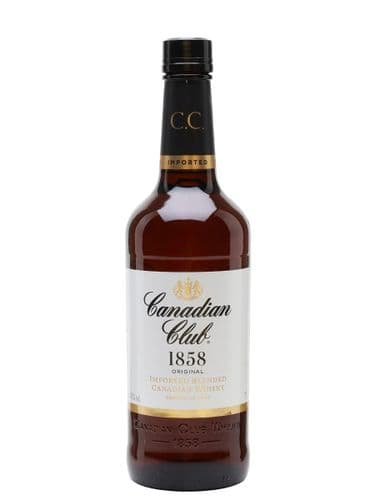Canadian Club Whisky70cl