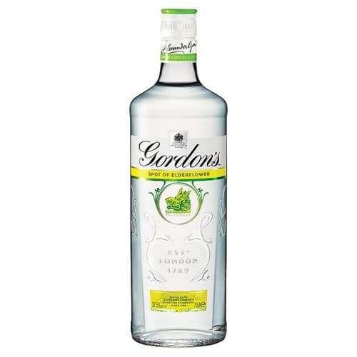 Gordon's Elderflower Gin 70cl