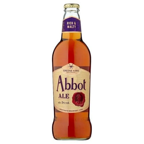 Greene King Abbot Ale 500ml