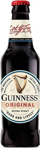 Guinness Original Extra Stout 500ml