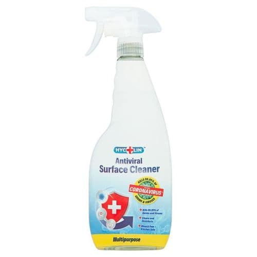 Hycolin Antiviral Surface Cleaner 750ml