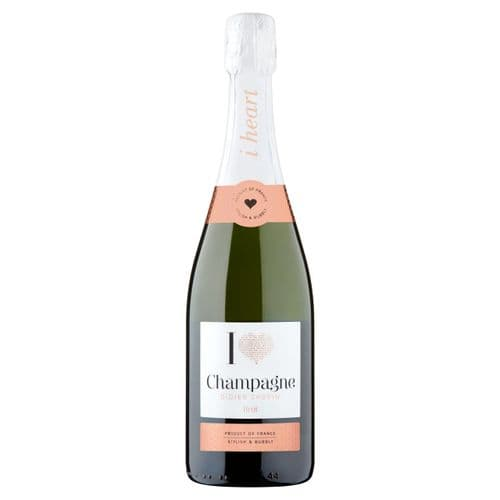 I Heart Champagne 75cl