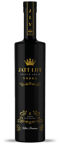 Jatt Life Vodka 70cl