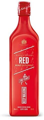 Johnnie Walker Red Label Blended Scotch Whisky Limited Edition 70cl