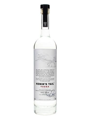 Konik's Tail Vodka 70cl