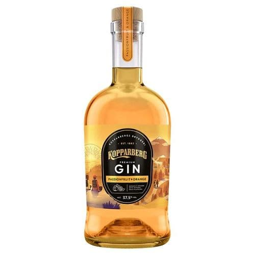 Kopparberg Passionfruit & Orange Premium Gin 70cl