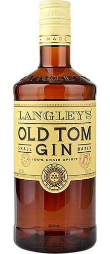 Langley's Old Tom Gin 70cl