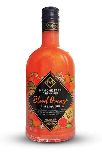 Manchester Drinks Co.  Blood Orange 50cl