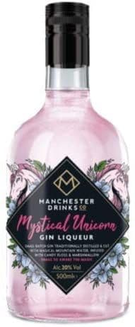 Manchester Drinks Co. Mystical Unicorn Gin 50cl