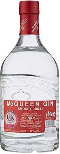 Mc Queen Gin Smokey Chilli 50cl