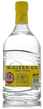Mc Queen Gin Sweet Citrus
