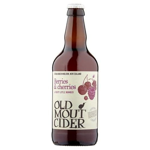 Old Mout Cider Berries & Cherries 500ml