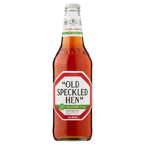 Old Speckled Hen Gluten Free Distinctive English Pale Ale 500ml