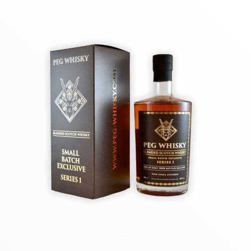 Peg Whisky Small Batch Exclusive Series 1