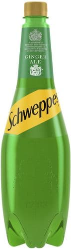 Schweppes - Canada Dry Ginger Ale 1L