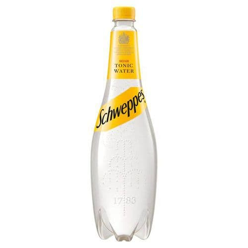 Schweppes Indian Tonic Water 1L