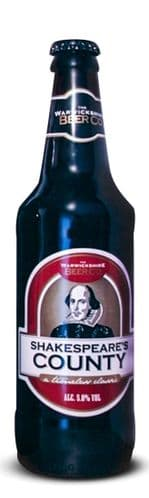 Shakespeare's County 500ml