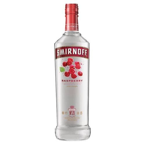 Smirnoff Raspberry Vodka 70cl