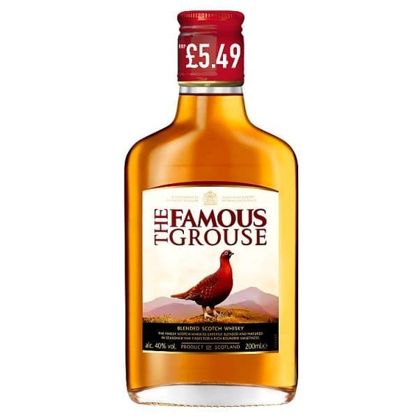 The Famous Grouse Blended Scotch Whisky 20cl