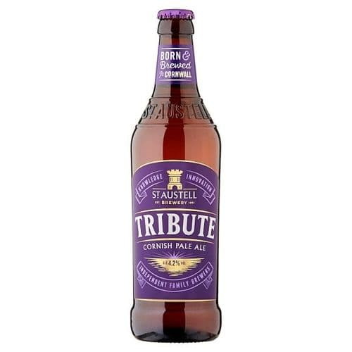 Tribute Pale Ale 500ml