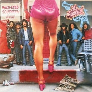 38 Special<br>Wild Eyes Southern Boys