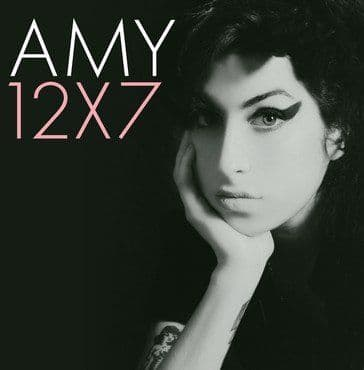 Amy Winehouse<br>12x7: The Singles Collection