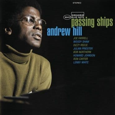 Andrew Hill<br>Passing Ships