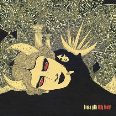 Blues Pills<br>Holy Moly! (Red & Gold Vinyl)