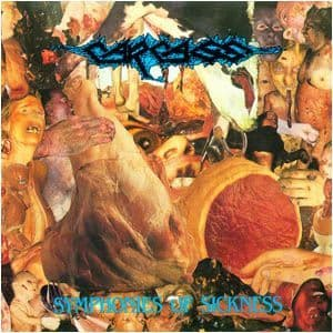 Carcass<br>Symphonies Of Sickness