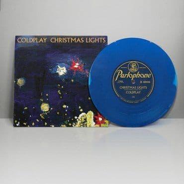Coldplay<br>Christmas Lights