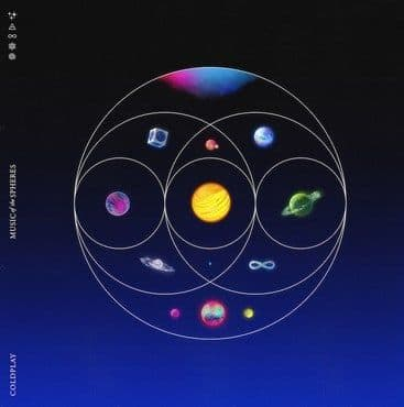 Coldplay<br>Music Of The Spheres
